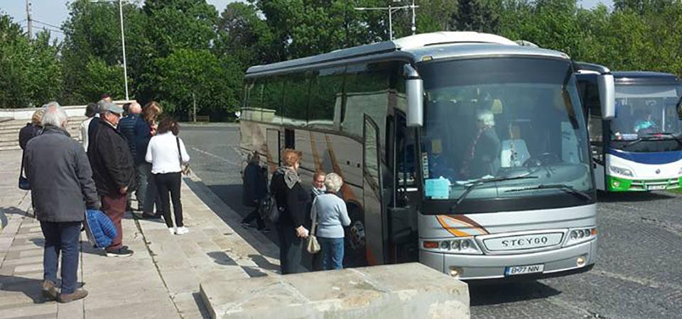 transport persoane italia